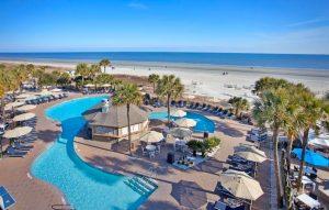 Oceanfront Beach House Holiday Inn Resort
