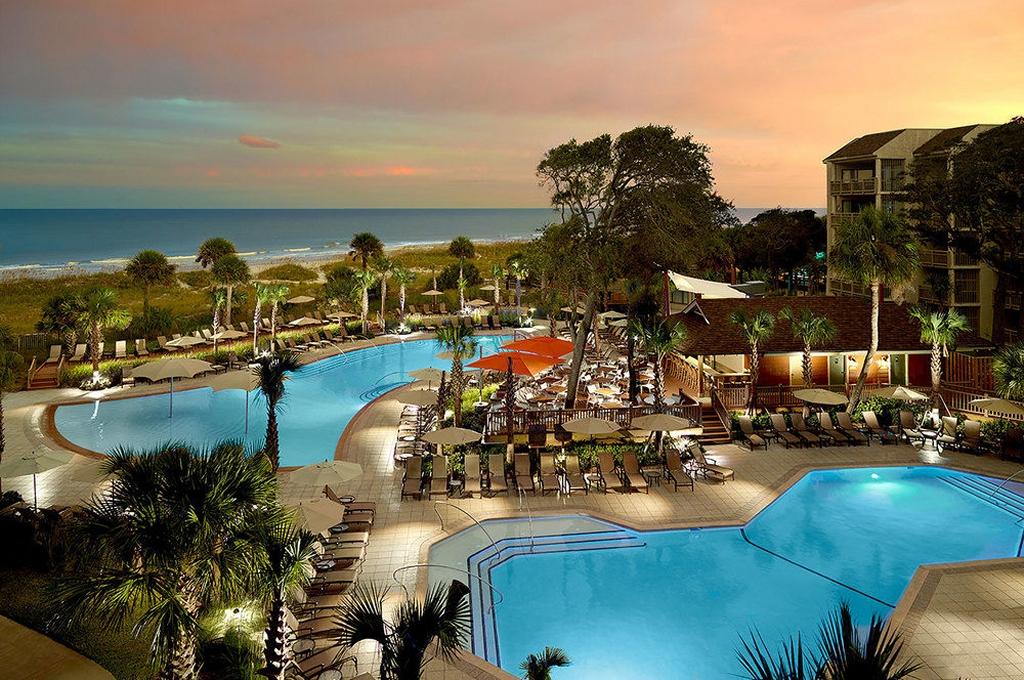 Omni Oceanfront Resort Hotel